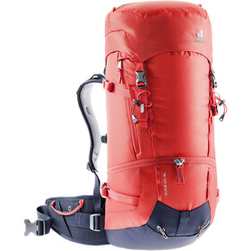 deuter Guide 42+ SL Backpack Women, chili/navy